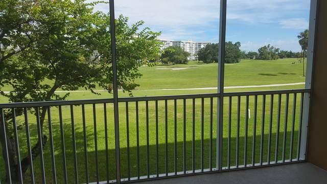 2900 N Palm Aire Drive #208, Pompano Beach, FL 33069 (#RX-10665068) :: Treasure Property Group