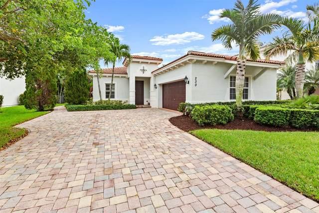 230 Porgee Rock Place, Jupiter, FL 33458 (#RX-10665075) :: Treasure Property Group
