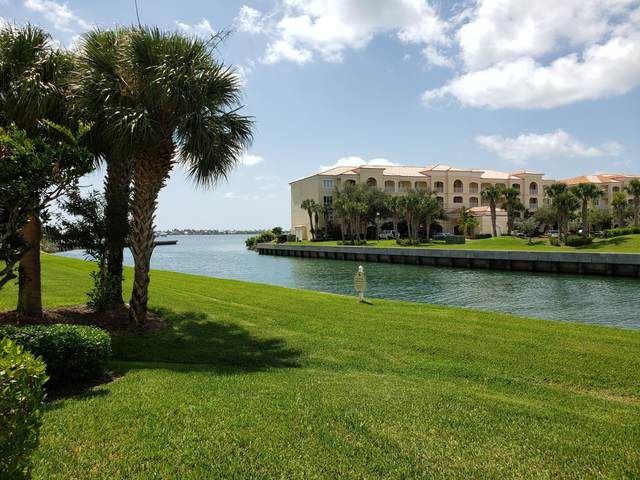 6 Harbour Isle Drive E #101, Hutchinson Island, FL 34949 (MLS #RX-10665081) :: United Realty Group
