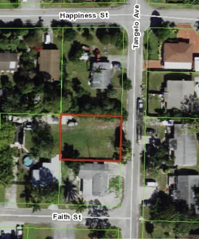 1315 Tangelo Avenue, Palm Springs, FL 33406 (MLS #RX-10665085) :: Berkshire Hathaway HomeServices EWM Realty