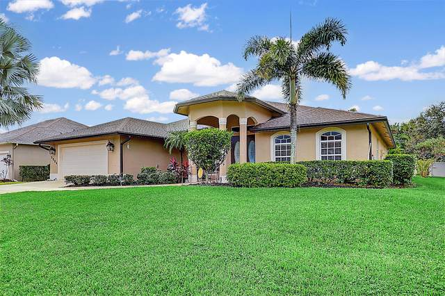 5804 NW Fall Flower Court, Port Saint Lucie, FL 34986 (MLS #RX-10665115) :: United Realty Group