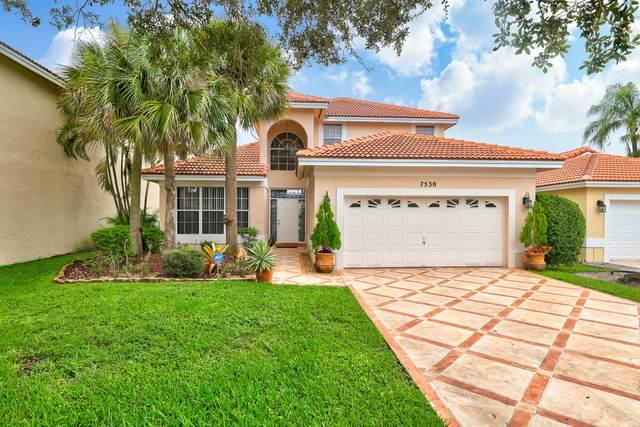 7530 NW 29th Street, Margate, FL 33063 (MLS #RX-10665119) :: Berkshire Hathaway HomeServices EWM Realty