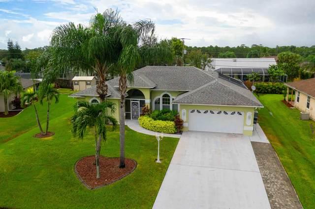3427 SE Hart Circle, Port Saint Lucie, FL 34984 (MLS #RX-10665131) :: United Realty Group