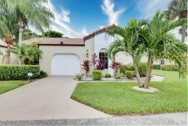 8256 Waterline Drive, Boynton Beach, FL 33472 (#RX-10665155) :: Ryan Jennings Group
