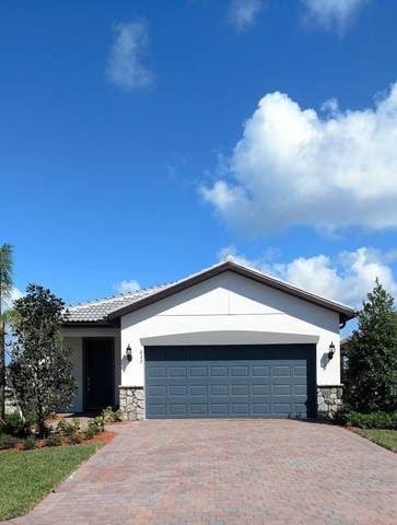 633 SE Monet Drive, Port Saint Lucie, FL 34984 (MLS #RX-10665169) :: United Realty Group
