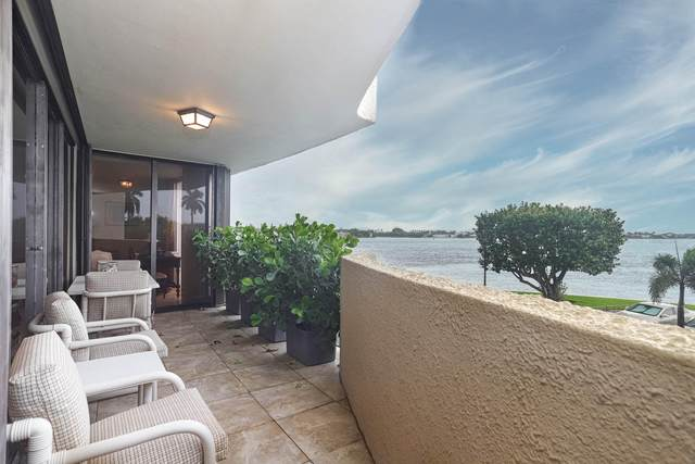 1200 S Flagler Drive #204, West Palm Beach, FL 33401 (#RX-10665175) :: Treasure Property Group
