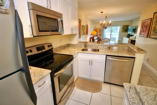 2108 S Cypress Bend Drive #106, Pompano Beach, FL 33069 (#RX-10665179) :: Posh Properties