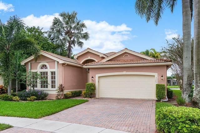 7785 Bonita Villa Bay, Lake Worth, FL 33467 (#RX-10665186) :: Ryan Jennings Group