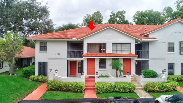 9628 Pavarotti Terrace #201, Boynton Beach, FL 33437 (#RX-10665188) :: Ryan Jennings Group