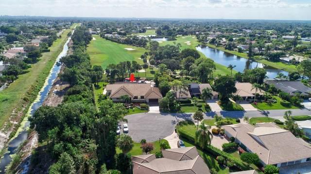 3554 Pine Lake Court, Delray Beach, FL 33445 (#RX-10665197) :: Ryan Jennings Group