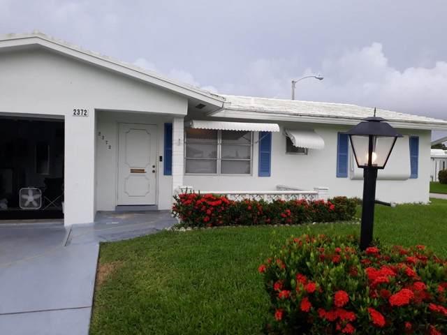2372 SW 11 Avenue, Boynton Beach, FL 33426 (#RX-10665218) :: Ryan Jennings Group