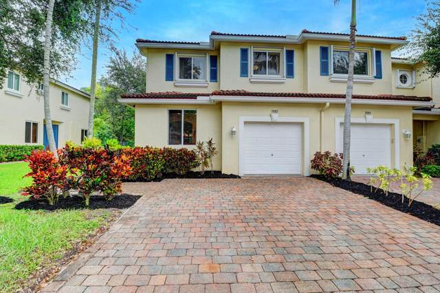 3082 N Evergreen Circle, Boynton Beach, FL 33426 (#RX-10665249) :: Ryan Jennings Group