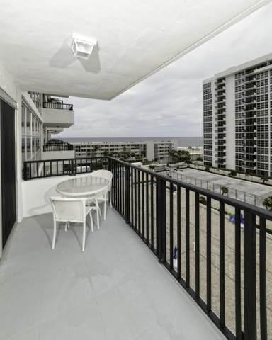 531 N Ocean Boulevard #902, Pompano Beach, FL 33062 (#RX-10665251) :: Treasure Property Group