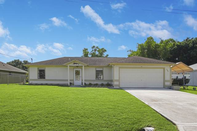 152 SW Covington Road, Port Saint Lucie, FL 34953 (#RX-10665253) :: Treasure Property Group