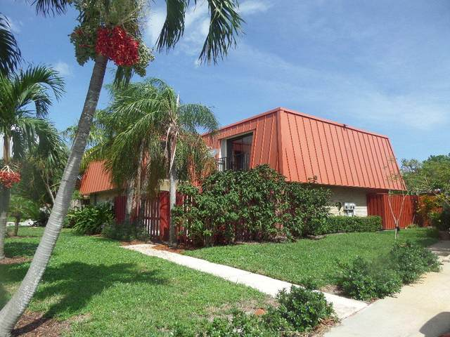 3239 Gardens East Drive B, Palm Beach Gardens, FL 33410 (#RX-10665263) :: Ryan Jennings Group