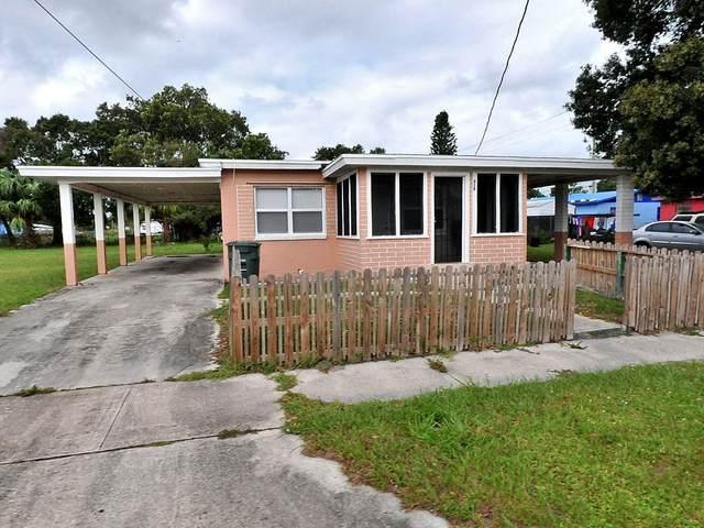519 N 19th N Street, Fort Pierce, FL 34950 (#RX-10665271) :: Treasure Property Group