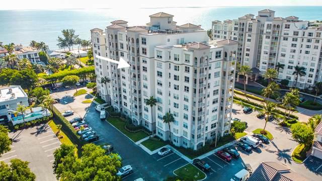 3594 S Ocean Boulevard #804, Highland Beach, FL 33487 (#RX-10665272) :: Posh Properties