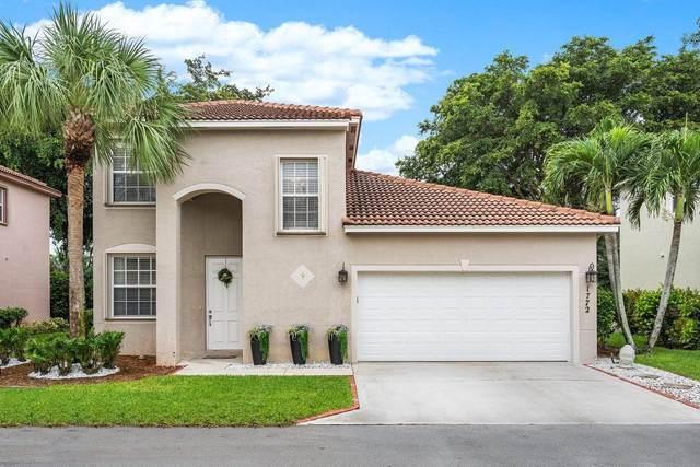 1772 Pierside Circle, Wellington, FL 33414 (MLS #RX-10665285) :: Berkshire Hathaway HomeServices EWM Realty