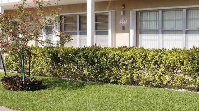 124 Dover B, West Palm Beach, FL 33417 (MLS #RX-10665313) :: Castelli Real Estate Services