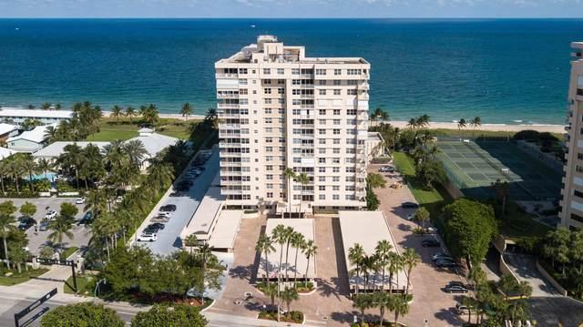 5200 N Ocean Boulevard 209D, Lauderdale By the Sea, FL 33308 (MLS #RX-10665318) :: United Realty Group