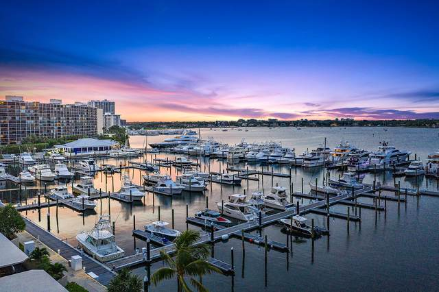 100 Lakeshore Drive #554, North Palm Beach, FL 33408 (#RX-10665321) :: Manes Realty Group