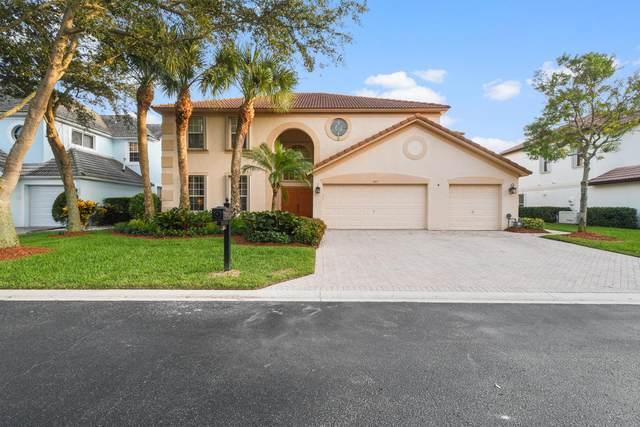 205 Lone Pine Drive, Palm Beach Gardens, FL 33410 (#RX-10665338) :: Treasure Property Group