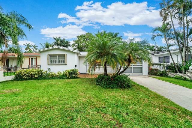 930 Johnson Street, Hollywood, FL 33019 (MLS #RX-10665341) :: United Realty Group