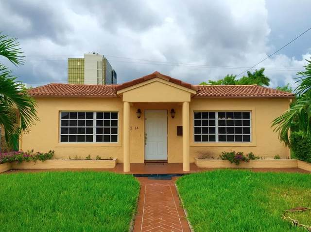 1912 Taylor Street, Hollywood, FL 33020 (MLS #RX-10665357) :: United Realty Group
