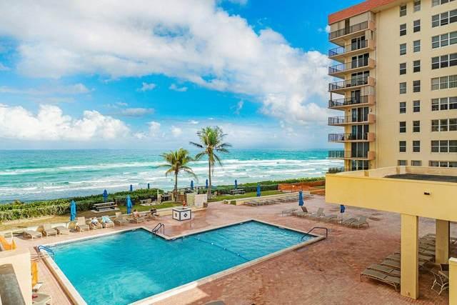 1149 Hillsboro Mile #204, Hillsboro Beach, FL 33062 (MLS #RX-10665360) :: United Realty Group