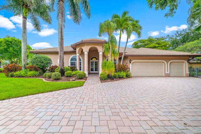 6611 NW 72nd Place, Parkland, FL 33067 (MLS #RX-10665369) :: Berkshire Hathaway HomeServices EWM Realty
