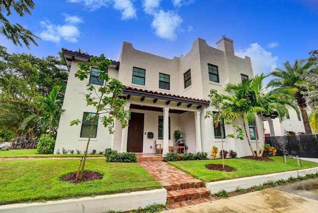 620 Park Place, West Palm Beach, FL 33401 (MLS #RX-10665385) :: Berkshire Hathaway HomeServices EWM Realty