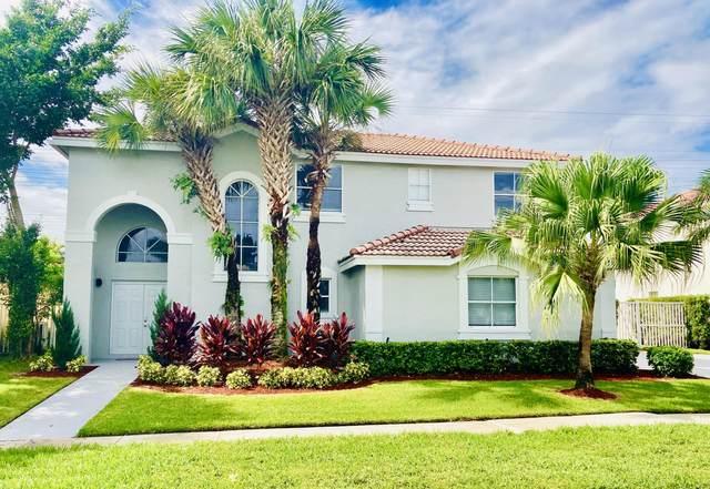 10981 Ravel Court, Boca Raton, FL 33498 (MLS #RX-10665420) :: Castelli Real Estate Services