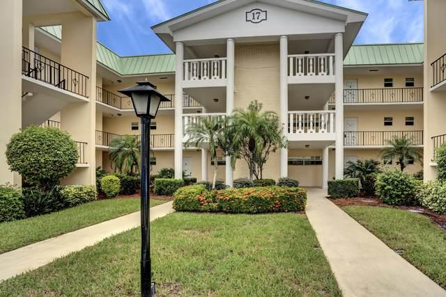 17 Colonial Club Drive #300, Boynton Beach, FL 33435 (#RX-10665424) :: Posh Properties