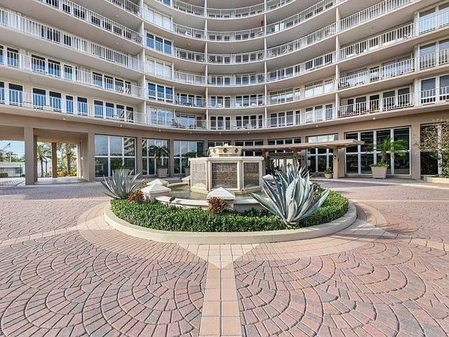 4100 Galt Ocean Drive #601, Fort Lauderdale, FL 33308 (MLS #RX-10665425) :: United Realty Group