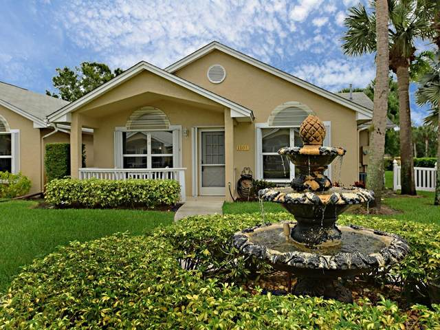 1101 NW Lombardy Drive, Port Saint Lucie, FL 34986 (MLS #RX-10665428) :: United Realty Group