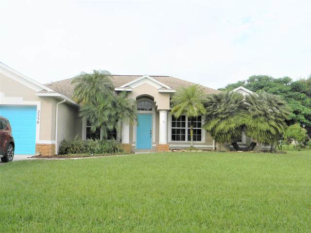 2550 SW Dalpina Road, Port Saint Lucie, FL 34953 (MLS #RX-10665446) :: United Realty Group