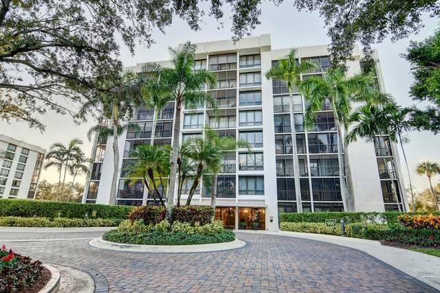 7835 Lakeside Boulevard #921, Boca Raton, FL 33434 (MLS #RX-10665451) :: United Realty Group