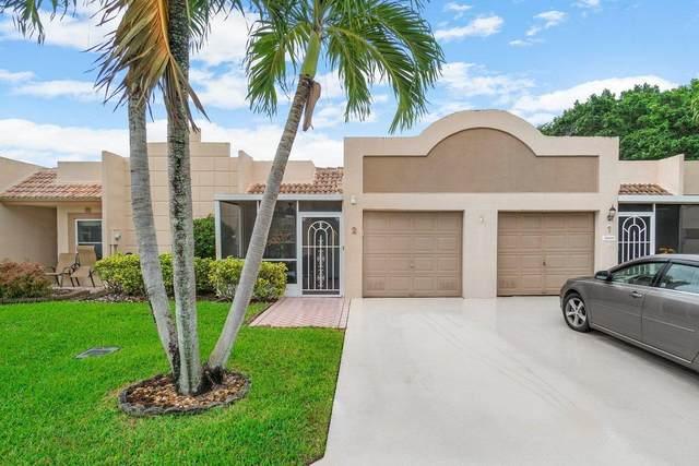 18880 Jolson Avenue #2, Boca Raton, FL 33496 (MLS #RX-10665460) :: United Realty Group