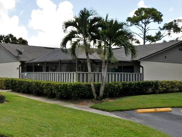 1325 Peppertree Trail B, Fort Pierce, FL 34950 (MLS #RX-10665484) :: United Realty Group