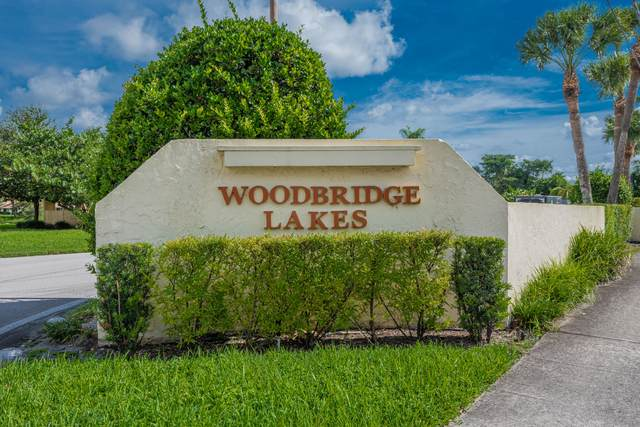 1681 Woodbridge Lakes Circle, West Palm Beach, FL 33406 (#RX-10665488) :: Treasure Property Group