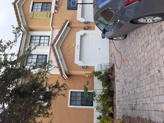 1795 SW Porta Nuova Terrace, Port Saint Lucie, FL 34953 (MLS #RX-10665492) :: United Realty Group
