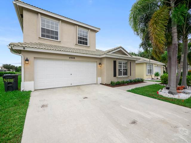 4908 Lombard Pass Drive, Lake Worth, FL 33463 (#RX-10665493) :: Treasure Property Group