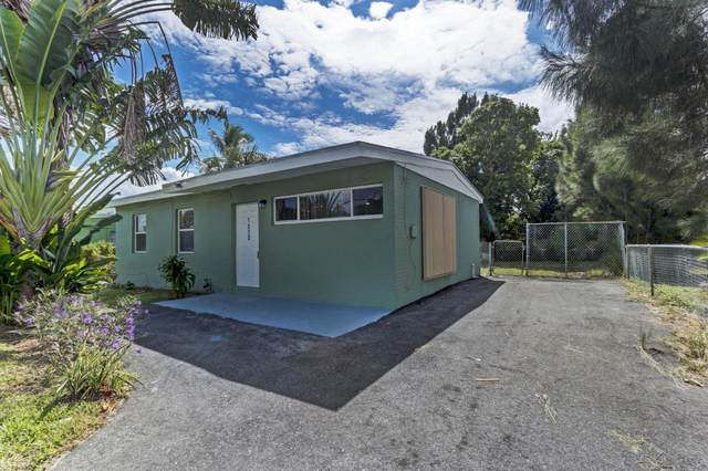 1372 11th Street, West Palm Beach, FL 33401 (#RX-10665494) :: Treasure Property Group