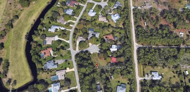 4105 Bear Creek Court, Fort Pierce, FL 34951 (MLS #RX-10665508) :: United Realty Group