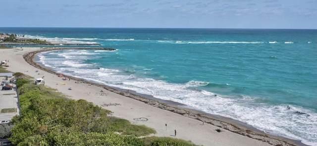 400 Ocean Trail Way #1010, Jupiter, FL 33477 (#RX-10665510) :: Ryan Jennings Group