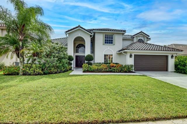 22300 Collington Drive, Boca Raton, FL 33428 (MLS #RX-10665512) :: United Realty Group