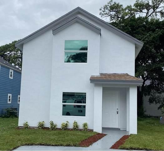 1189 Rosebud Lane, West Palm Beach, FL 33415 (#RX-10665513) :: Treasure Property Group