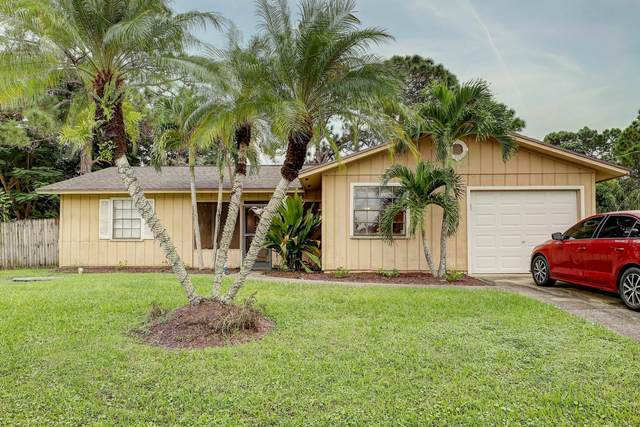 114 SW Christmas Terrace, Port Saint Lucie, FL 34984 (MLS #RX-10665515) :: United Realty Group