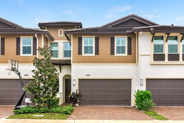 4932 Pointe Midtown Way Way, Palm Beach Gardens, FL 33418 (#RX-10665516) :: Treasure Property Group