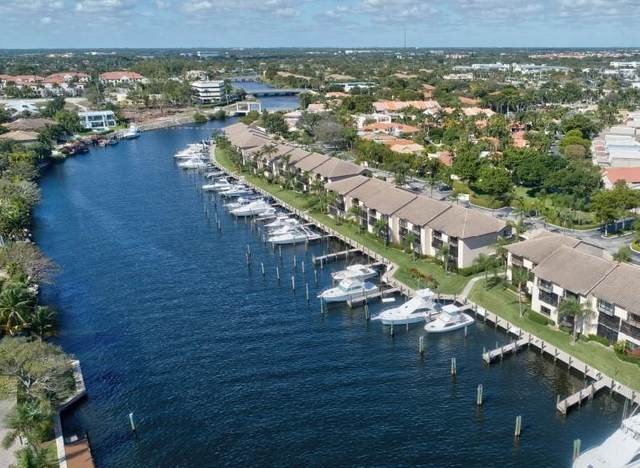 240 Captains Walk #510, Delray Beach, FL 33483 (MLS #RX-10665520) :: United Realty Group